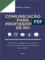 eBook - Comunicação Para Profissionais de Rh (1)