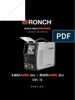 Ronch 160arc Dv 200arc Dv User Manual PDF