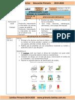 Agosto - 1er Grado Español (2019-2020).docx