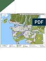 Metro Vancouver RGS Map