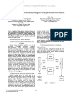 Study on Modeling and Simulation of Logistics Sorting System Based on Flexsim .pdf