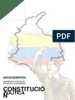 Antecedentes Constitucion Politica de 1991