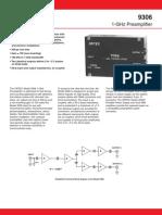 9306-1-GHz-Preamplifier