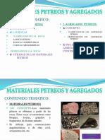 Unidad IV Materiales Petreos y Agregados PDF