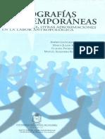 Andrés Góngora et al. (eds.) - Etnografías contemporáneas - otros sujetos, otras aproximaciones en la labor antropológica.pdf