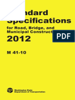 Standard Spesification for ROAD and BRIDGE