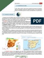2.2. DIVERSIDAD CLIMÁTICA. ELEMENTOS DEL CLIMA.