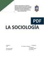 Socioantropologia Unidad 1 La Sociologia 2