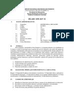 4 Gestión de La Educación - Hidalgo UNMSM