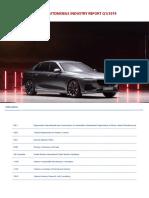 Demo Automobile Comprehensive Report Q1.2019