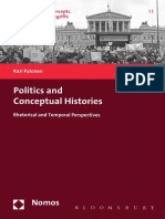 Palonen 2014 Politics and Conceptual Histories