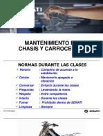 Chasis y Carroseria Sistema Suspencion