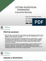 Presentación Pitch de Emprendimiento JFOXIMAGEN