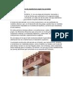 Tipos de Arquitectura Según Los Periodos
