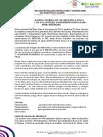 1 Acta de Asamble de Usuarios Preoyecto Red de Agua