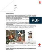 Brief de Mercadotecnia Cruz Roja Mexicana