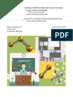 El apoyo a la enseñanza de los conceptos de Espectroscopía Infrarroja.pdf