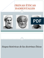 doctrinas éticas fundamentales