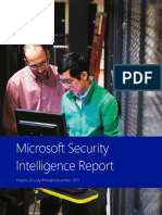 Microsoft Security Intelligence Report Volume 20 - Microsoft