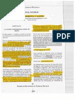 2-Ricoeur , Paul - Hermeneutica y Accion . Capitulo