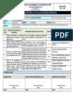 planificicacion evaluacion diagnostico