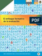 41. SEP. El Enfoque Formativo de La Evaluación