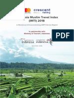 Indonesia Muslim Travel Index 2018 7th December 2018