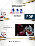Syncope dr. Adrian RIzal PKB 2019