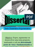 Genero Dissertativo Argumentativo- Reformulado