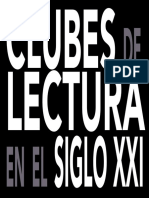 Clubes de Lectura en El Siglo XXI FGSR