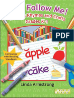 (Linworth Learning) Linda Armstrong - ABC, Follow Me! Phonics Rhymes and Crafts Grades K-1-Linworth (2007)