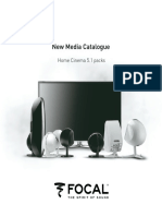 Homecinema 51 Catalog