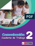 Comunicación 2 Cuaderno de Trabajo Para Segundo Grado de Educación Primaria 2018 (6)