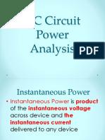 8 AC Circuit Power