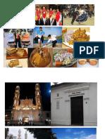 Comida, vestimenta y lugares turísticos del norte del Perú