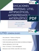 16_Intoxicacion_por_Litio_ATD_NRL_Dra_L_Garcia_2016.ppt