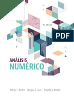 Analisis Numerico - Richard Burden 10ma.