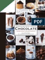 tecnicas del chocolate