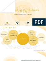 Teori Uses And Gratification