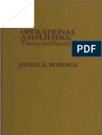Operational Amplifiers Theory And Practice By James K. Roberge.pdf