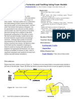 FoamFaultModel Activity