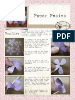 Paper Posey (1) Tutorial