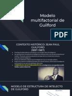 Inteligencia Guilford