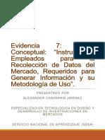 Evidencia No. 7 (Fase 2 Especializacion Sena 2019)