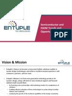 Semiconductor ESDM Roadmap Opportunites