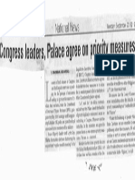 Manila Bulletin, Sept. 23, 2019, Congress leaders, Palace agree on priority measures.pdf