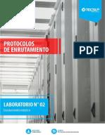 Configuración IPv4