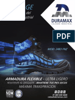 Catálogo calzado Duramx