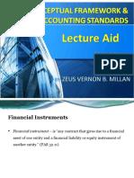 Pas 32 Finl Instruments Presentation