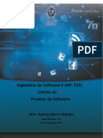 Unidad 3 Pruebas de Software